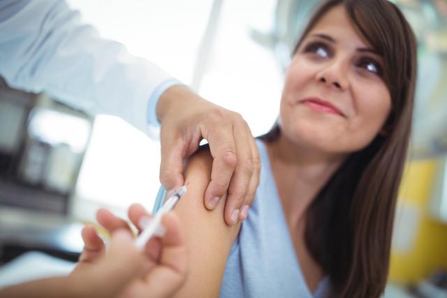 El sarampión, la vacuna y las embarazadas