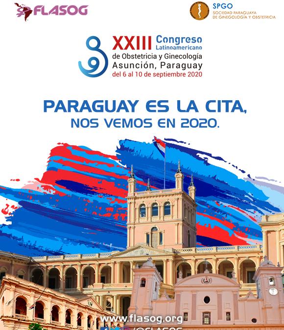 XXIII Congreso Latinoamericano de Obstetricia y Ginecología – FLASOG 2020