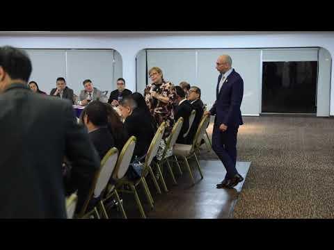 Reunión Ordinaria Octubre 2019 – Sesión de preguntas y respuestas
