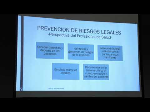 Reunión Ordinaria Octubre 2019 – Presentación de la Licda. Dora Sánchez