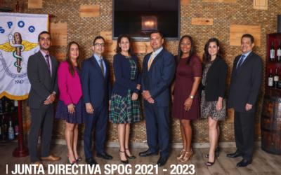 Toma posesión nueva Junta Directiva SPOG 2021 – 2023