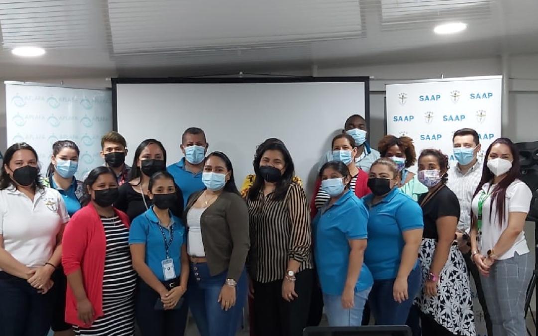 Personal de APLAFA participa en Taller de Clarificación de Valores y Sensibilización por Aborto