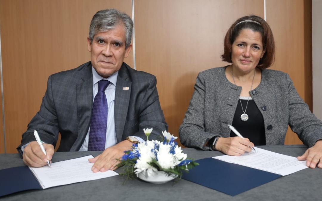SPOG Y UNFPA formalizan trabajo colaborativo en beneficio de la mujer panameña